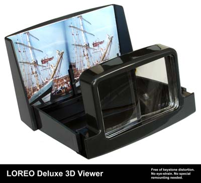 LOREO Deluxe 3D Viewer