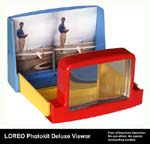 LOREO 3D Deluxe Viewer - Multi-Colored